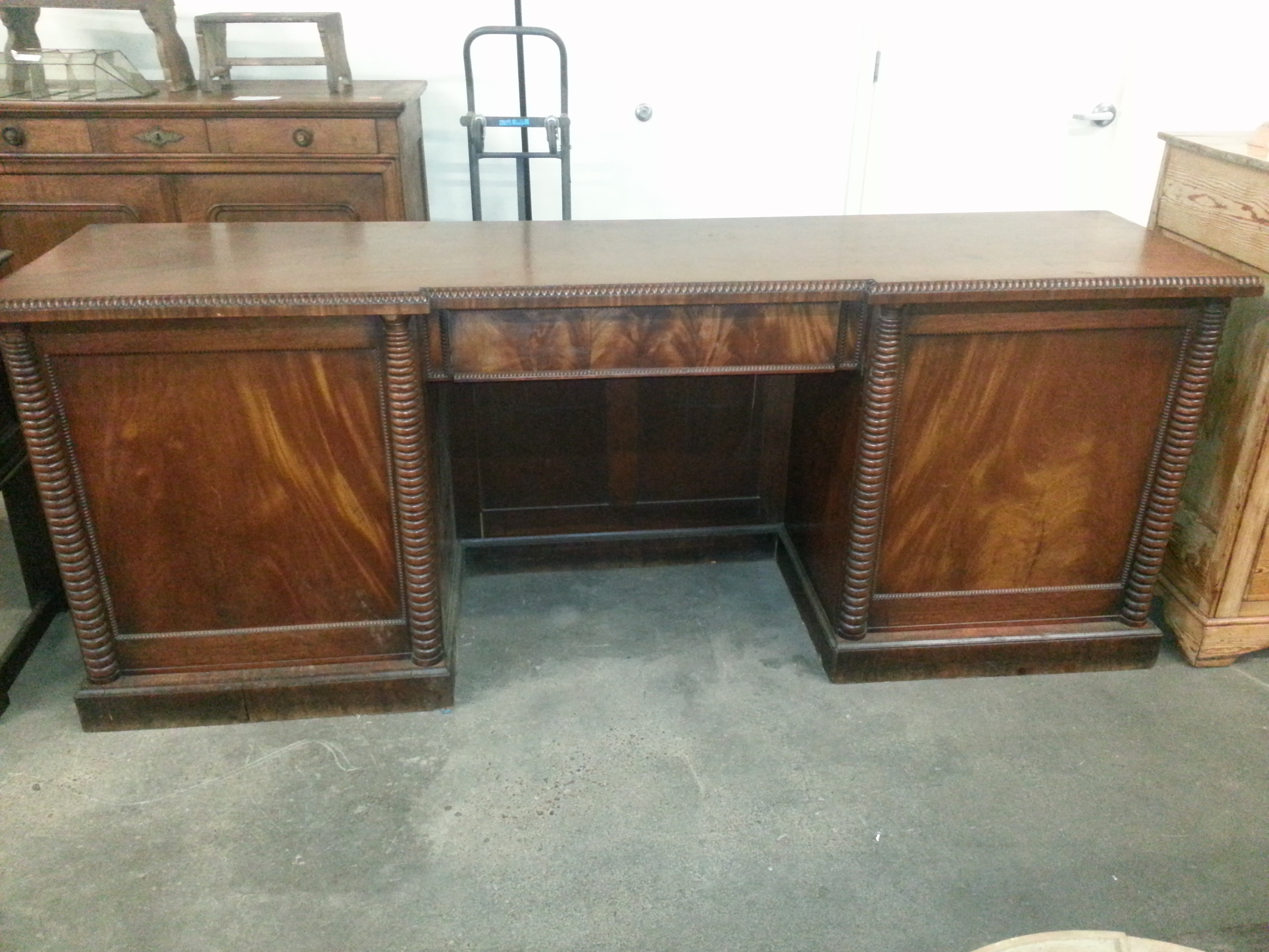 Buffet For Sale English Mahogany Buffet For Sale Antiques Classifieds