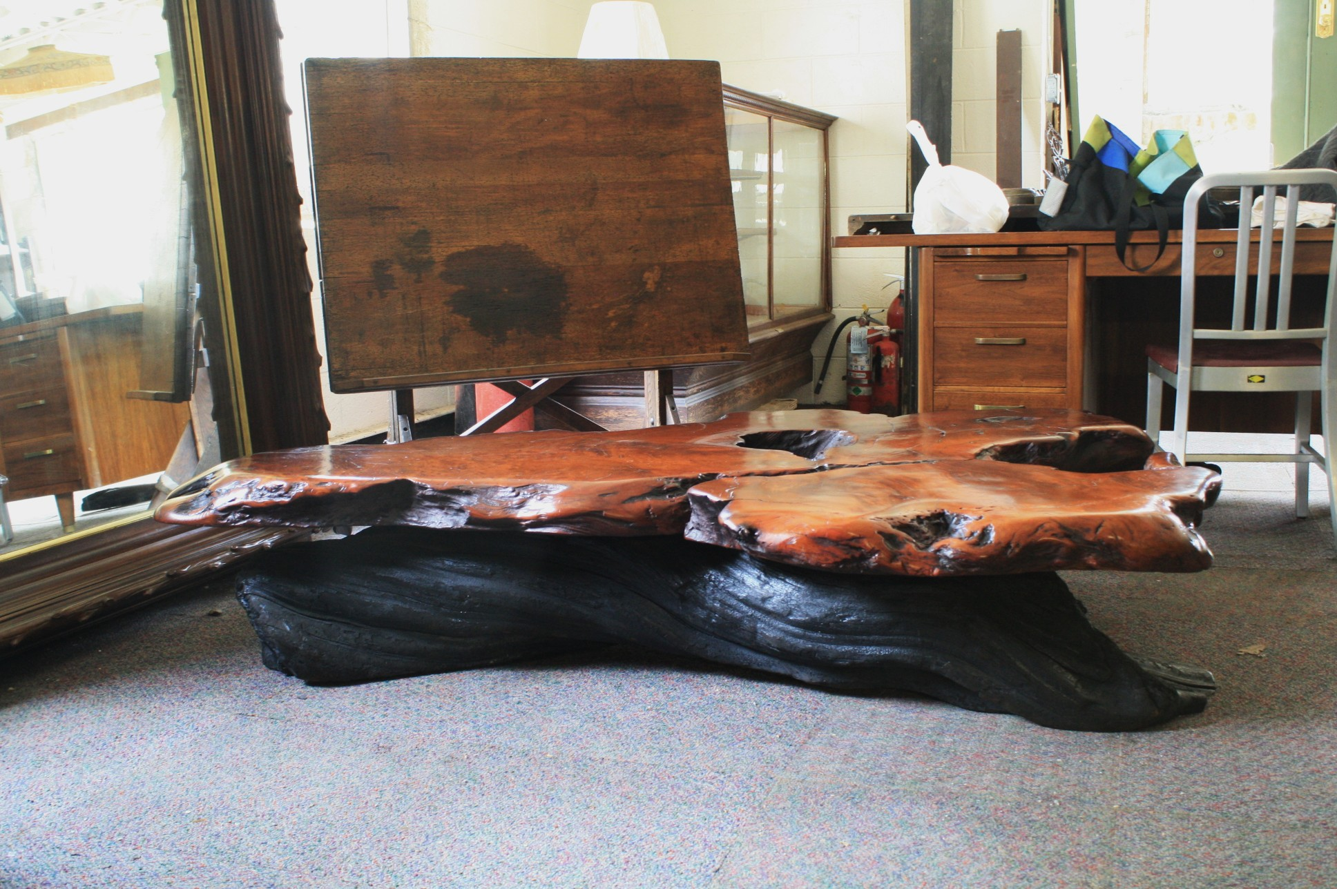 Low Tables For Sale Beautiful Giant Ancient Swamp Log Low Table For Sale