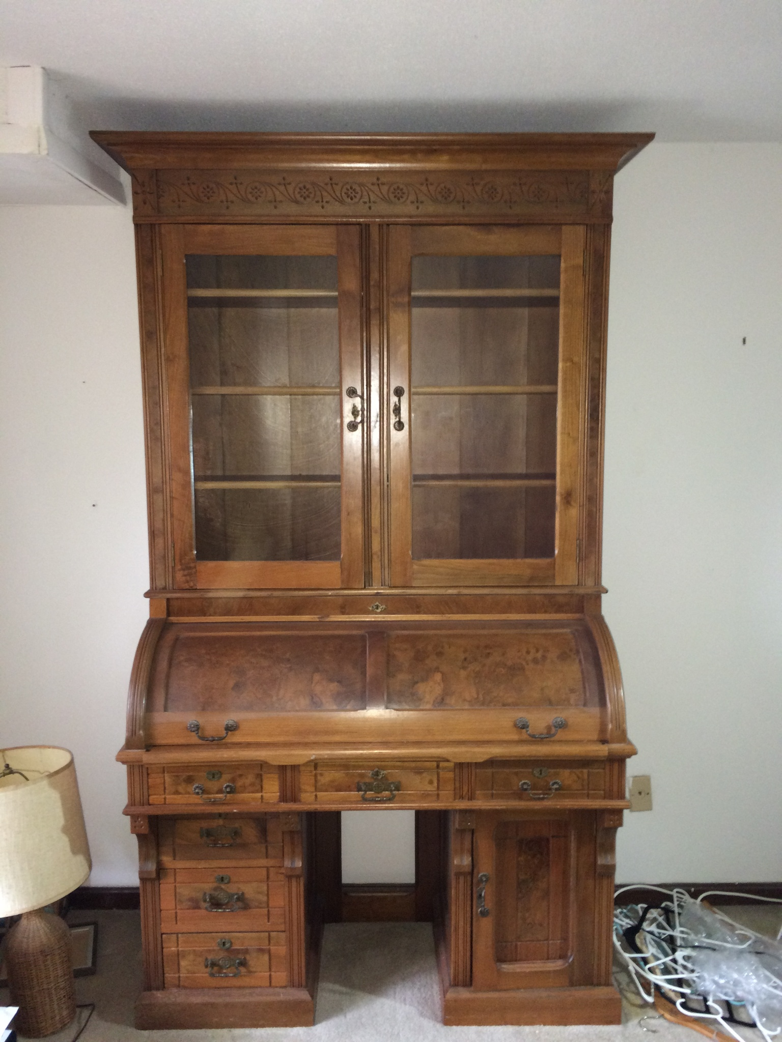 Shipping Furniture Canada Canadian Late 1800 39s Desk And Display For Sale Antiques
