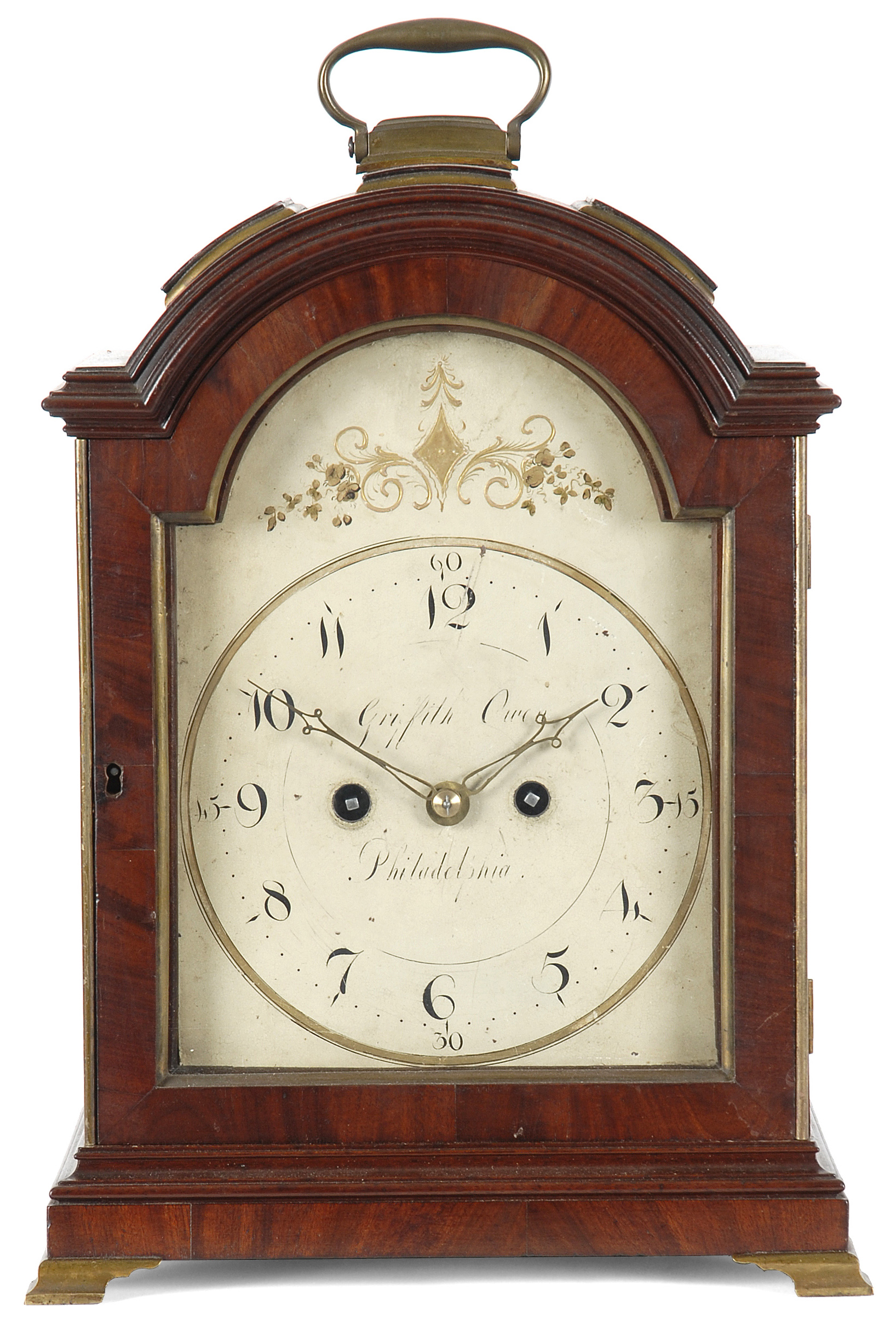 American Made Alarm Clock Antiques And Fine Art Browse