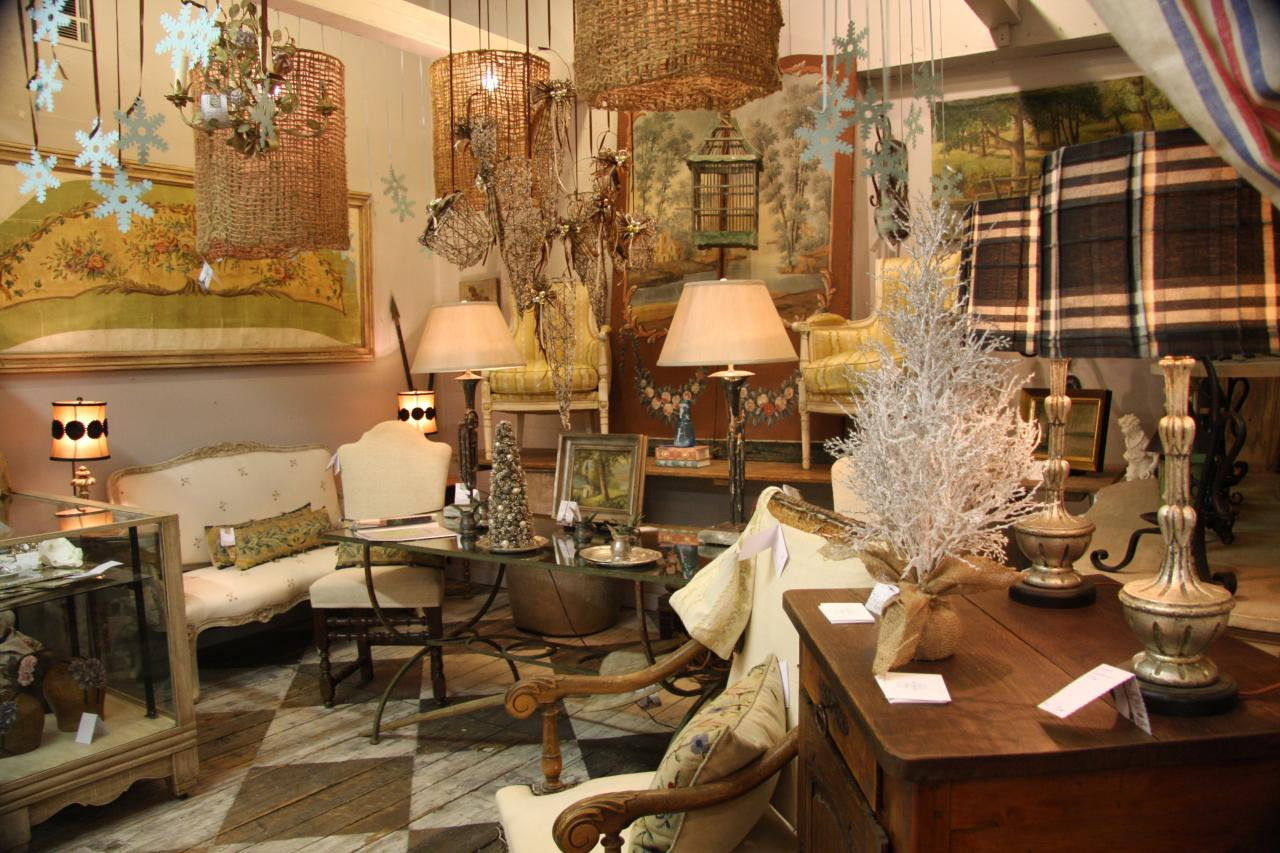Vintage Interior Special Antiques Diva Event In Houston December 9 The