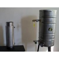 Flue Water heater