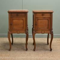 Antique Bedside Cabinets - Antiques World