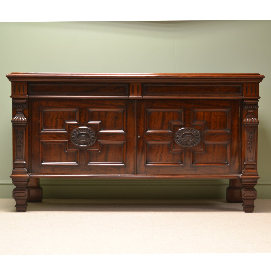 Vintage Sideboard For Sale Uk Maple Co Antique Furniture Antiques World