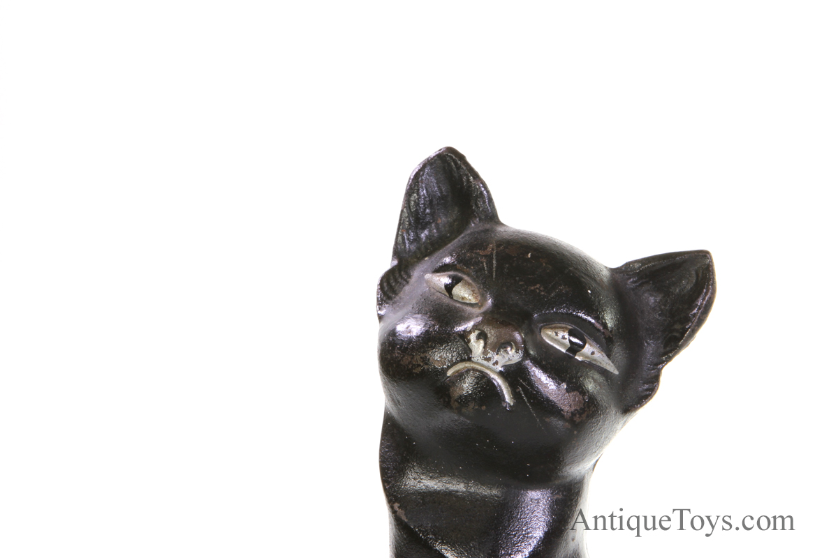 Cat Door Stops Cast Iron Cat Doorstop For Sale Antique Toys For Sale