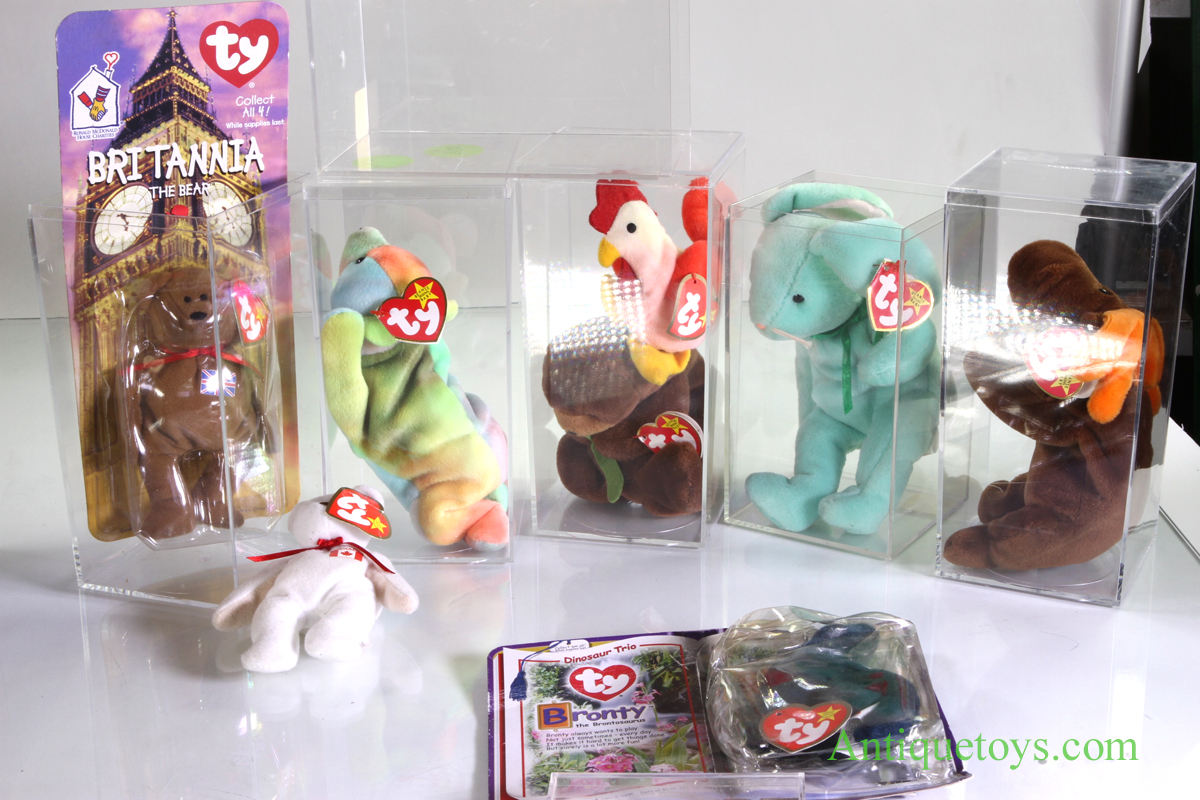 Baby Toys Sale Beanie Baby Collection For Sale By Ty Sold Antique
