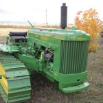 1953 John Deere 40C - after Restoration