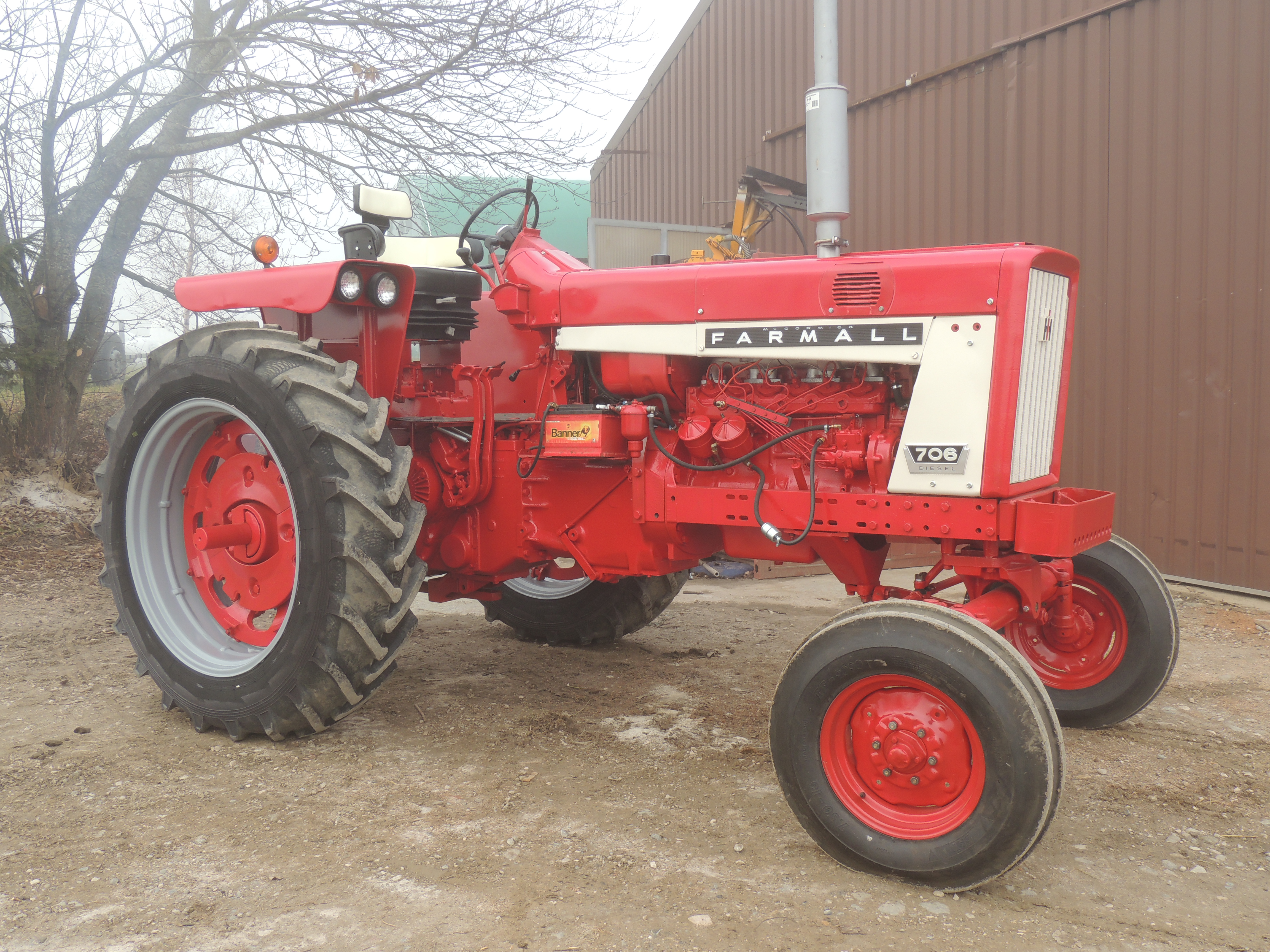 Tractor Story  U2013 Farmall To Ford  U2013 Antique Tractor Blog