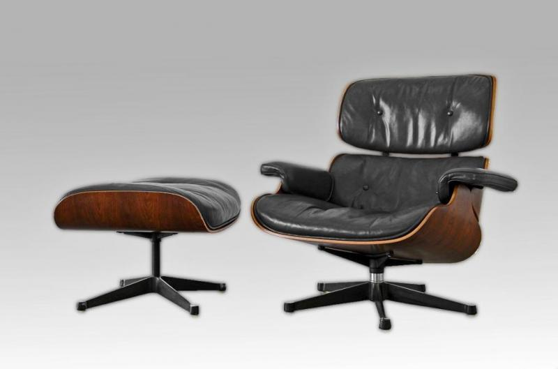 Charles Ray Eames Chair Charles Ray Eames Fauteuil Lounge Chair Et Ottoman Edit