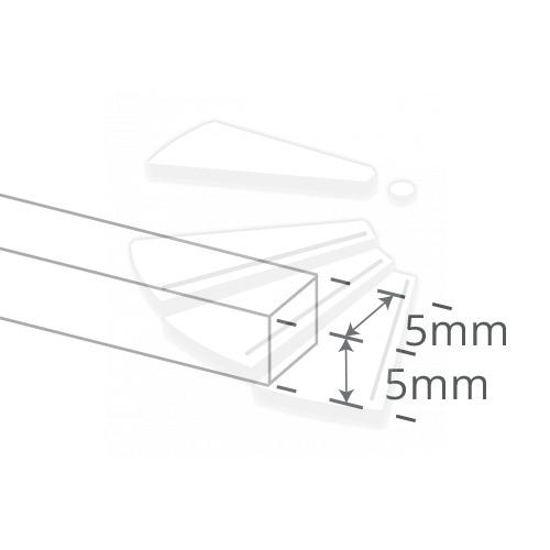 Antislip Strip Trap Trapstrip Rvs 5mm X 800mm - Antislipstrip