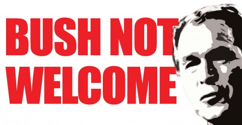 20110905.bushnotwelcome