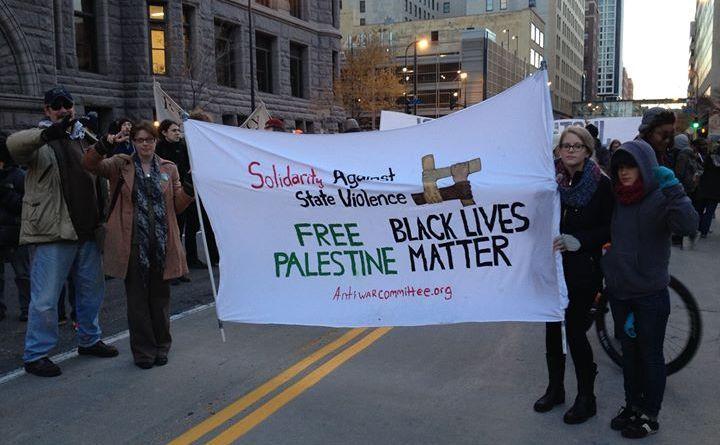 Free Palestine & Black Lives Matter