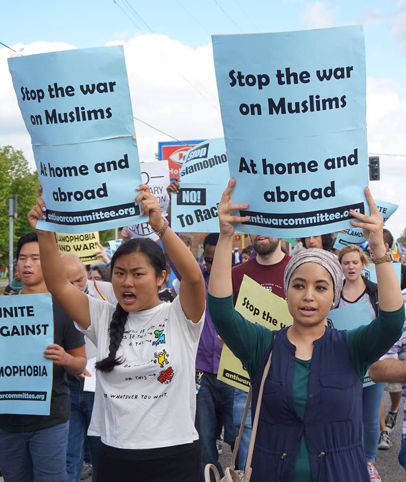 Stop the War on Muslims