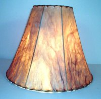 Rawhide Lamp Shades | Antler Shed, Inc.