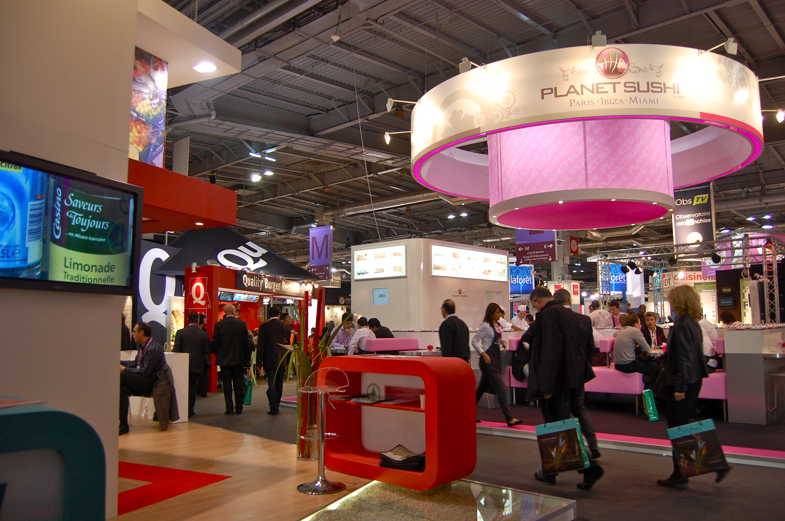 Salon Des Franchises Salon De La Franchise Anto 39s Bubble