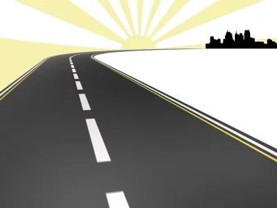 Estrada longa, destino longo