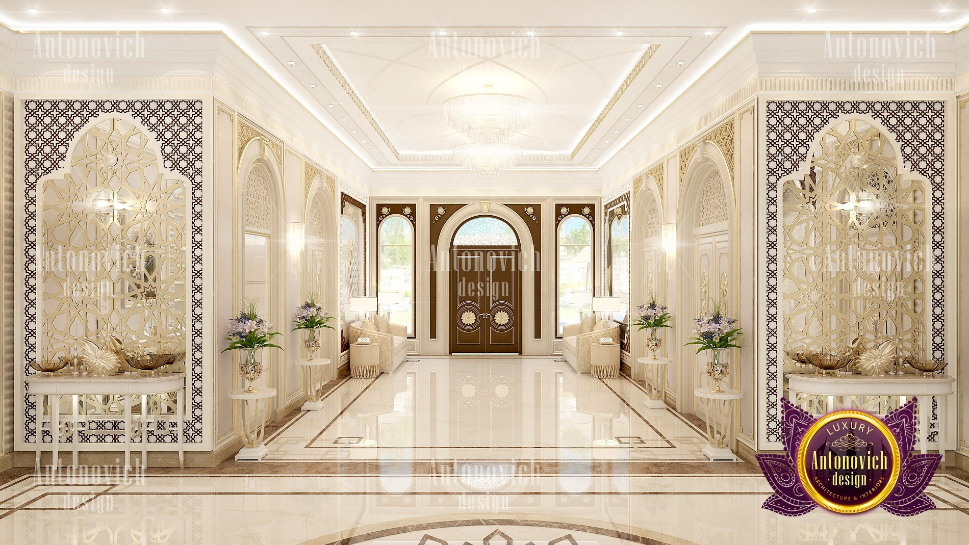Luxury Home Entrance Luxury Entrance Design