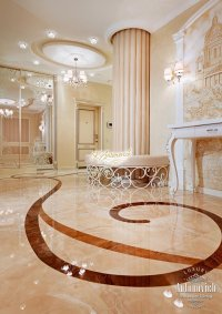 Flooring Design in Dubai