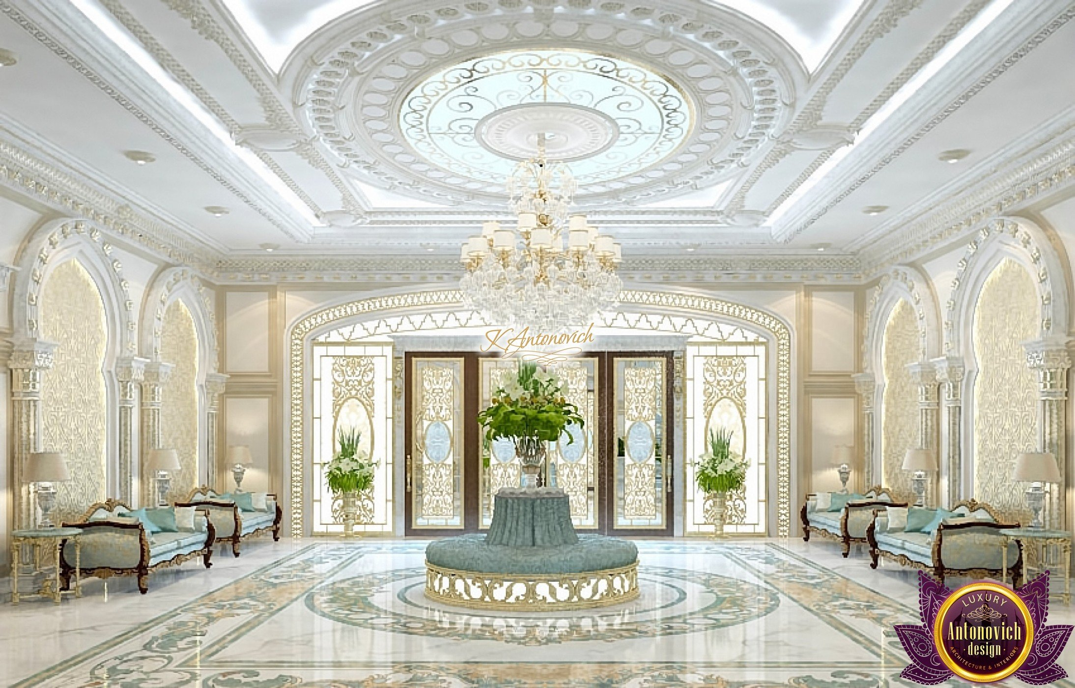 Luxury Home Entrance Luxury Royal Main Entrance Design
