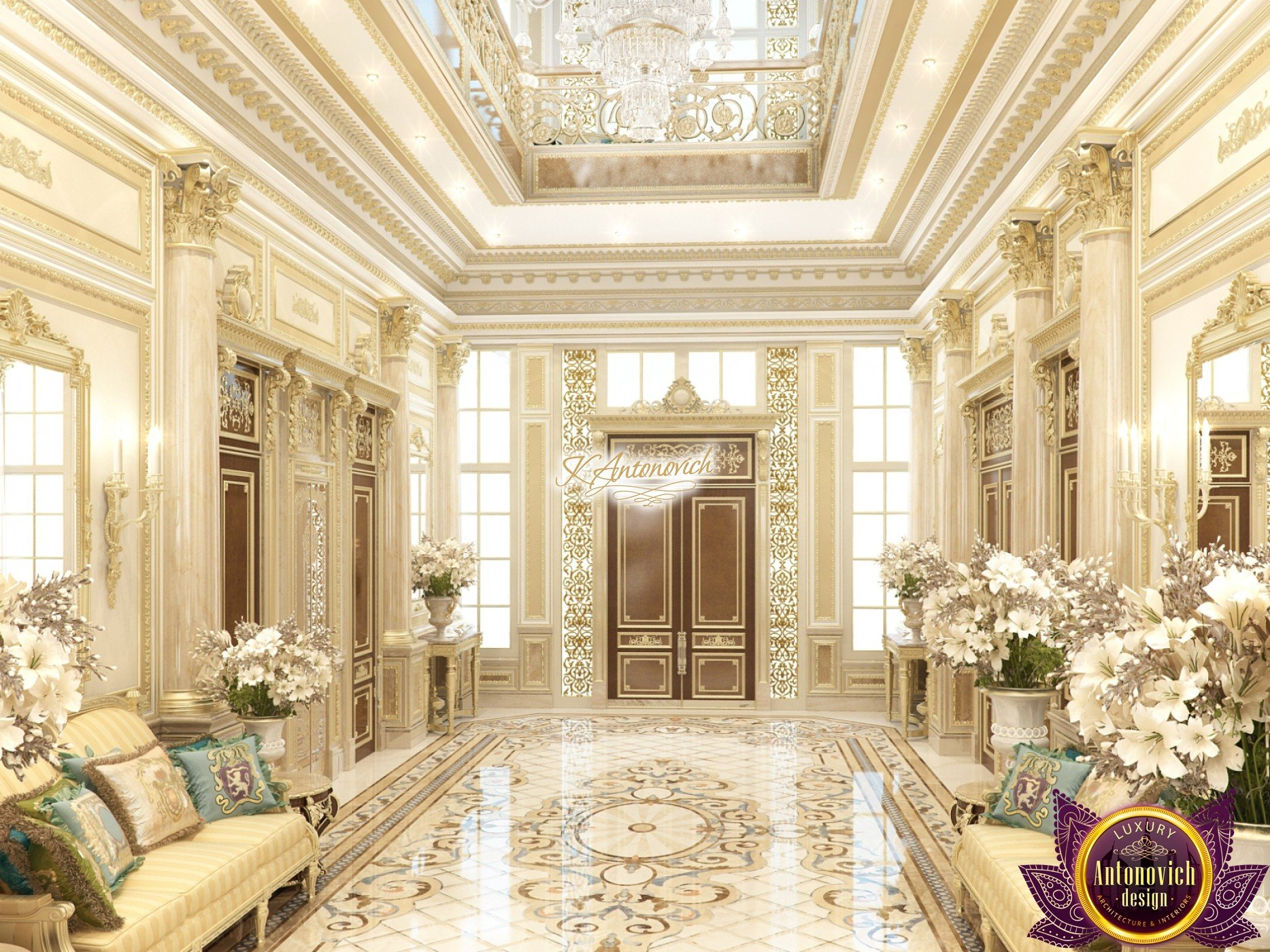 Luxury Home Entrance Best Entrance Design