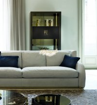 Italian style living room furniture