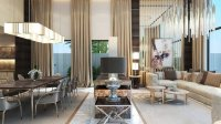 Family Sitting Room Design in Dubai by Luxury Antonovich ...