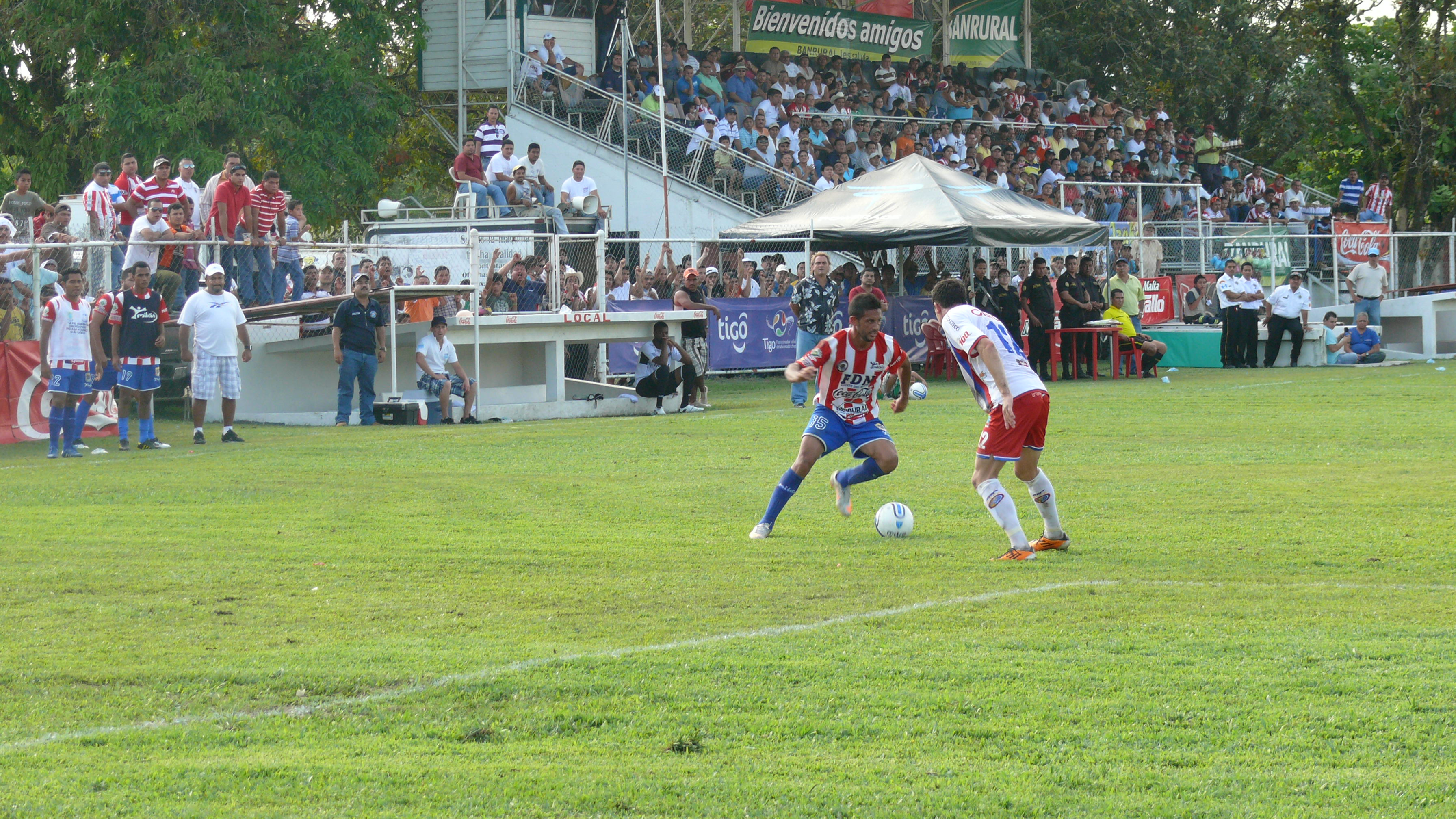 Final: Heredia derrota a Xela (2-1)