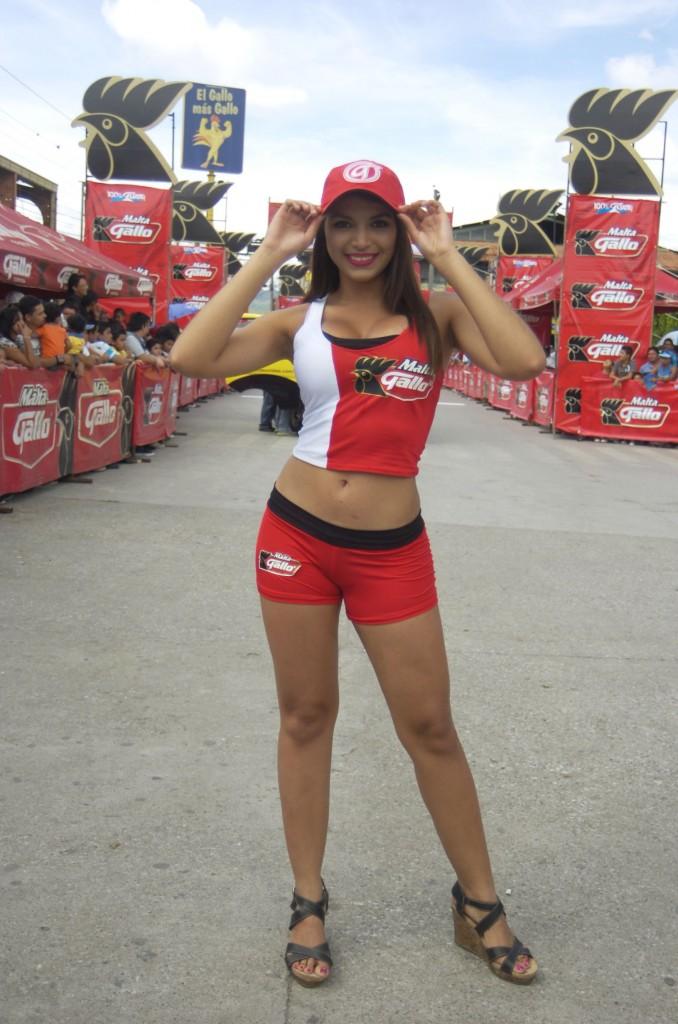 Angelica Romero - Venezuela 1399