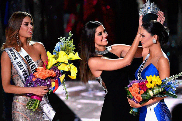 (((VIDEO))) Epic Fail en Miss Universo