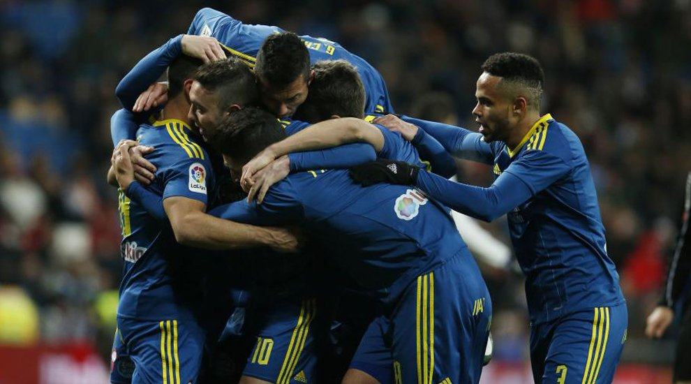(((VIDEO))) Copa del Rey: Celta 2-1 Real Madrid