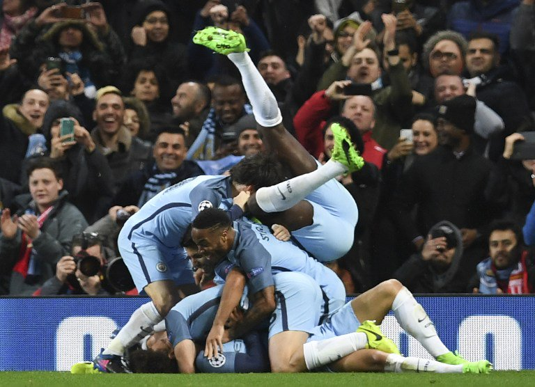 (((VIDEO))) UCL: Manchester City 5-3 Mónaco