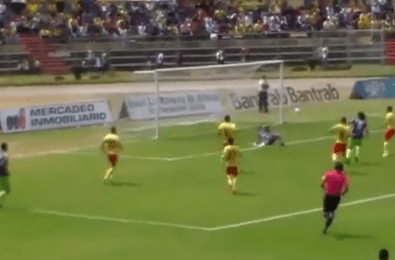 (((VIDEO))) Marquense 1-0 Antigua