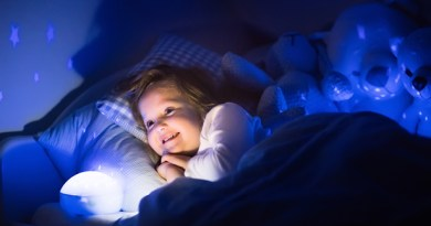 افضل وقت لنوم الاطفال حسب السن