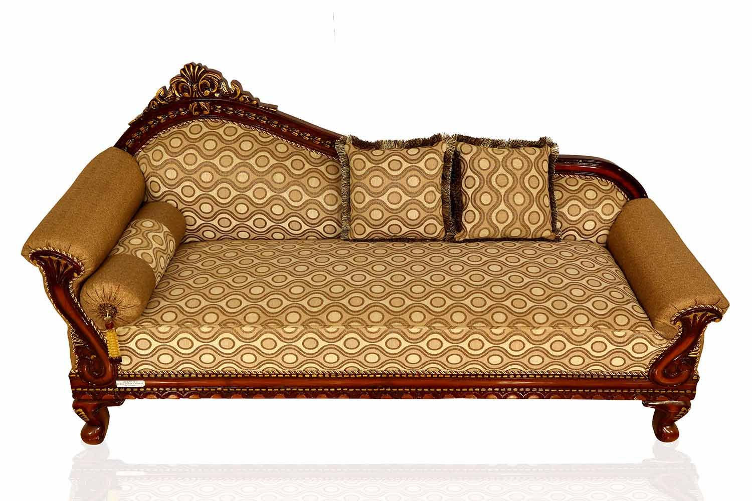 Diwan Sofa Buy Pearl Diwan Sofa In Yellow Colour At Best Price In Online