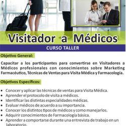 VISITADOR A MEDICOS