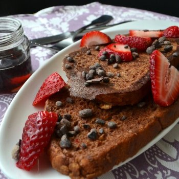 French Toast An Unrefined Vegan
