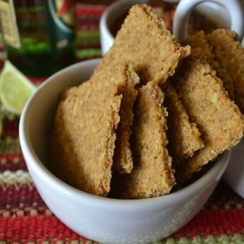 Parmesan Pita Chips An Unrefined Vegan
