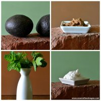 Mint Gone Wild: Cocoa-Coconut-Mint Smoothie