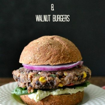 Black Bean Burger An Unrefined Vegan