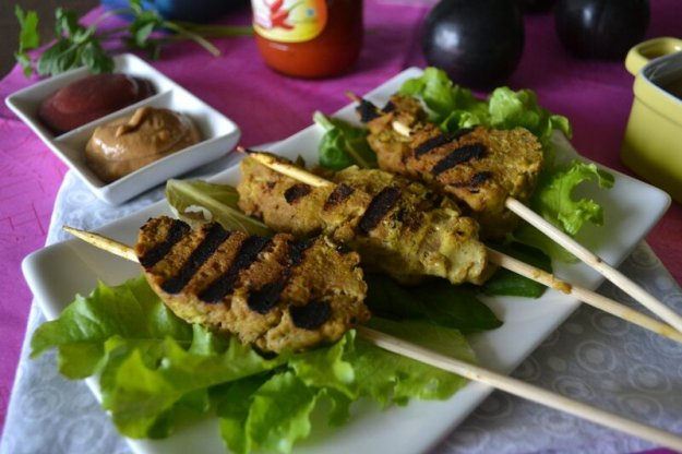 Seitan Satay An Unrefined Vegan