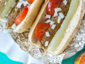 Seitan Hot Dogs An Unrefined Vegan