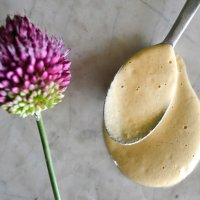 Spicy Chipotle Salad Dressing.  Oil-free.