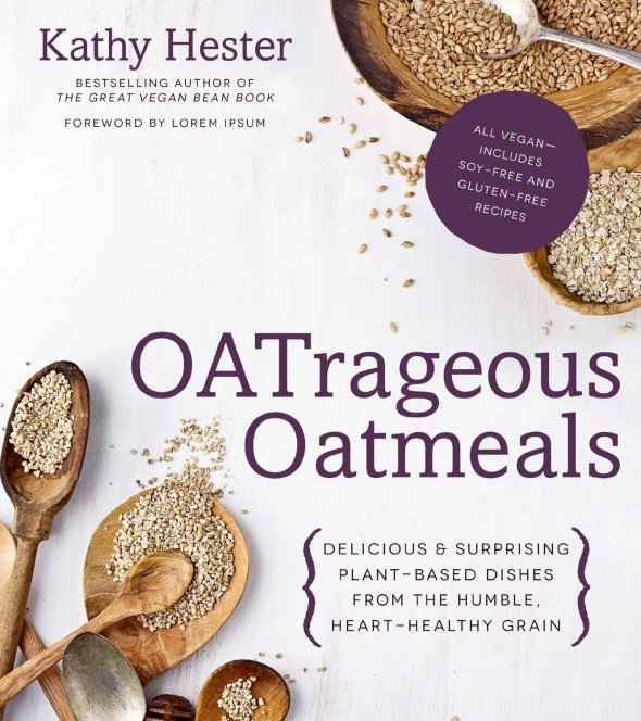 OATrageous Oatmeals Cover