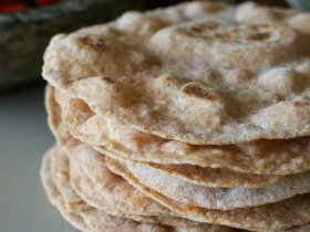 Whole Wheat Tortillas An Unrefined Vegan