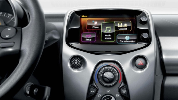 Led Verlichting Auto Interieur Toyota Aygo Privé Leasen | Anwb Private Lease