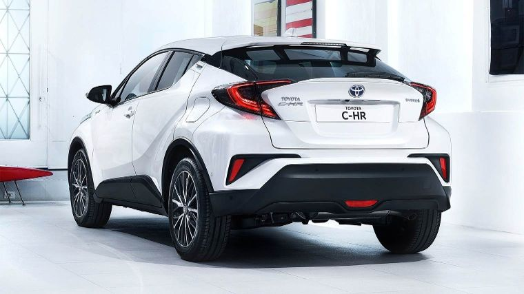 Led Verlichting Auto Interieur Toyota C-hr Active Prive Leasen | Anwb Private Lease