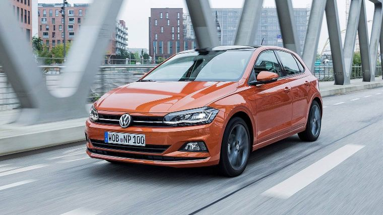 Polo Interieur 2018 Volkswagen Polo Comfortline Prive Lease | Anwb Private Lease