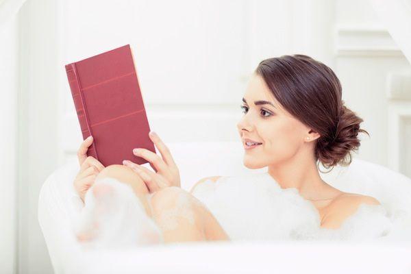 半身浴は保湿力を低下させる