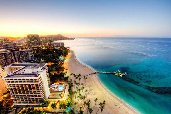 ハワイで良い思い出を!