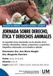 Ana Aboglio - Derechos animales - UM